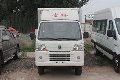 金杯 领顺 69马力 汽油 2.5米双排厢式微卡(SY5024XXYSZ8-K2) 卡车图片