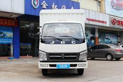 金杯 金驭 69马力 汽油/CNG 2.7米双排厢式微卡(SY5034XXYSL-K1) 卡车图片