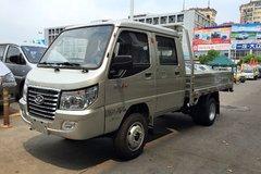 唐骏欧铃 赛菱A6 1.2L 88马力 4X2 2.6米双排栏板微卡(后双胎)(ZB1033ASC3V) 卡车图片