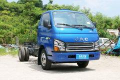 江淮 康铃K5 116马力 3308轴距轻卡底盘(HFC1041PV3K2C2V) 卡车图片