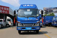 江淮 骏铃V3 156马力 3.8米排半厢式轻卡(HFC5041XXYP93K1C2V) 卡车图片
