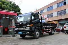 江淮 骏铃V3 156马力 4.2米单排栏板轻卡(HFC1041P93K3C2V) 卡车图片