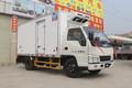 江铃 经典顺达 109马力 4.15米单排冷藏车(CLW5041XLCJ4)