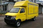 长安商用车 神骐 1.3L 99马力 3.2米单排多功能流动售货车(SC5035XSHDE5)