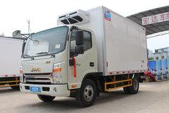江淮帅铃 120马力 4X2 冷藏车(HFC5048XLCP71K1C2)
