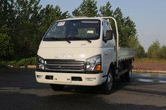 江淮 康铃K5 豪华型 120马力 4米单排栏板轻卡(HFC1041PV3K3C2V) 卡车图片