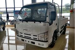 庆铃 五十铃100P 98马力 3.6米单排栏板轻卡(QL10403FAR) 卡车图片