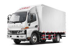 江淮 骏铃V5 156马力 4.2米单排厢式轻卡(HFC5080XXYP92K1C2V) 卡车图片