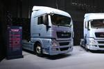 曼(MAN) TGX系列重卡 480马力 4X2牵引车(EfficientLine高效版)