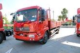 东风商用车 天锦中卡 160马力 4X2 6.75米排半栏板载货车(DFH1160BX1JVA)