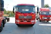 东风商用车 天锦中卡 180马力 4X2 6.8米排半栏板载货车(DFH1180BX1JV)