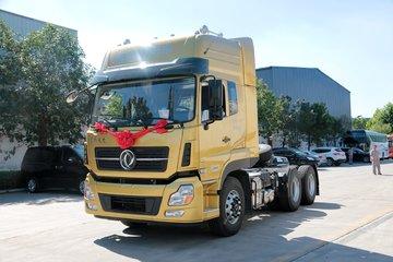 东风商用车 天龙重卡 启航版 450马力 6X4牵引车(DFL4251A15)