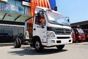 福田 欧马可3系 118马力 4.165米单排厢式轻卡底盘(BJ5049XXY-A6)