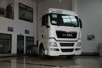 曼(MAN) TGX EfficientLine重卡 480马力 6X2R牵引车(高效版)