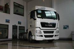 曼(MAN) TGX EfficientLine重卡 480马力 6X2R牵引车(高效版) 卡车图片
