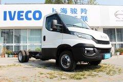 依维柯 Daily中卡 170马力 4X2单排载货车底盘(45C17H)