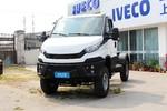 依维柯 Daily中卡 170马力 4X4单排载货车底盘(55C17HW)