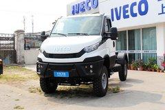 依维柯 Daily中卡 170马力 4X4单排载货车底盘(55C17HW) 卡车图片