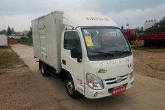 跃进 小福星S50 1.8L 68马力 柴油 3.2米单排厢式微卡(NJ5021XXYPBBNZ) 卡车图片