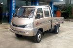 黑豹 1036系列 1.5L 112马力 汽油 2.5米双排栏板微卡(BJ1036W50JS)