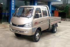 北汽黑豹 Q7 1.5L 112马力 汽油 2.52米双排栏板微卡(BJ1036W50JS) 卡车图片