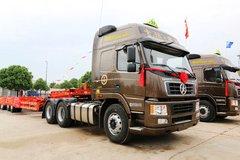 大运 N8H重卡 430马力 6X4牵引车(CGC4250D43CA)