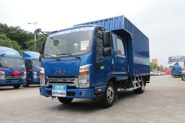 江淮 帅铃K340 152马力 3.075米双排厢式轻卡(HFC5041XXYR73K1C3V)