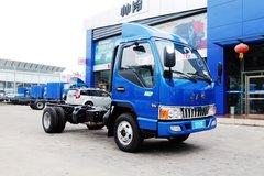 江淮 帅铃E330 120马力 4.18米单排厢式轻卡底盘(HFC5041XXYP93K7C2) 卡车图片