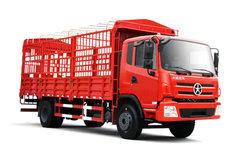 大运 风度中卡 160马力 4X2 6.8米排半仓栅式载货车(DYQ5169CCYD4UA)