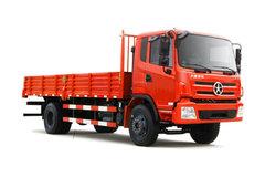 大运 风度中卡 160马力 4X2 6.2米排半栏板载货车(CGC1161D4UAB)