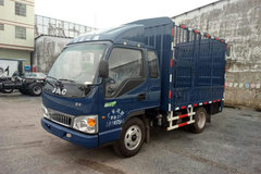 江淮 康铃H3窄体 68马力 3米排半仓栅式轻卡(HFC5042CCYP93K3B3) 卡车图片