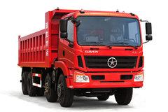 大运 风驰准重卡 290马力 8X4 6.5米自卸车(DYQ3310D42D) 卡车图片