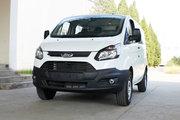 江铃汽车 新全顺 2017款 121马力 6座 短轴 2.0T柴油 低顶多功能商务车
