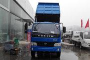 跃进 开拓H300 兼用型 102马力 4.2米自卸车(SH3042VEDCNZ)
