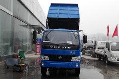 跃进 开拓H300 130马力 3.8米自卸车(NJ3041VFDCMW) 卡车图片