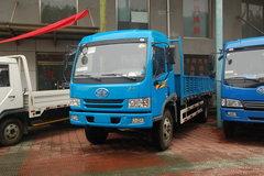 解放 骏威(J5K)中卡 130马力 4X2 栏板载货车(CA1123P9K2L4E) 卡车图片