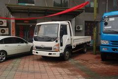 青岛解放 赛虎III 103马力 4.2米单排栏板轻卡 卡车图片