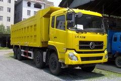 东风商用车 大力神重卡 340马力 8X4 8.2米自卸车(排半平头)(DFL3310A13) 卡车图片