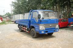 北京旗铃 103马力 4.25米单排栏板轻卡(BJ1044P1U52) 卡车图片