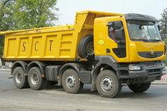 雷诺 Kerax重卡 392马力 8X4自卸车(标准版) 卡车图片