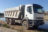雷诺 Kerax重卡 400马力 6X4自卸车(标准版)