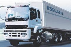 庆铃 GVR重卡 260马力 6X4 牵引车(GVR34K) 卡车图片