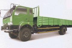 东风 劲卡 95马力 4X2 5.2米排半栏板载货车(DFA3060BE01-231A)