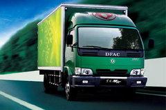 东风 梦卡 113马力 4X2 5.1米排半栏板载货车(EQ1062G40D4) 卡车图片
