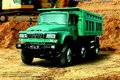东风柳汽 开山王中卡 210马力 6X2 5.6米自卸车(EQ3164FE)图片