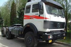 北奔 NG80重卡 340马力 6X4 牵引车(ND4257B34J) 卡车图片