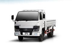 广汽日野 300J系列 125马力 3.9米单排仓栅轻卡 卡车图片