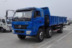 跃进 开拓H500 160马力 6.7米自卸车(NJ3250VGDDWW4) 卡车图片