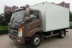 唐骏欧铃 T7系列 143马力 4.07米单排厢式轻卡(ZB5040XXYUDD6V) 卡车图片