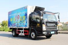 中国重汽HOWO 统帅 141马力 4X2 冷藏车(曼桥)(ZZ5047XLCF341CE145)